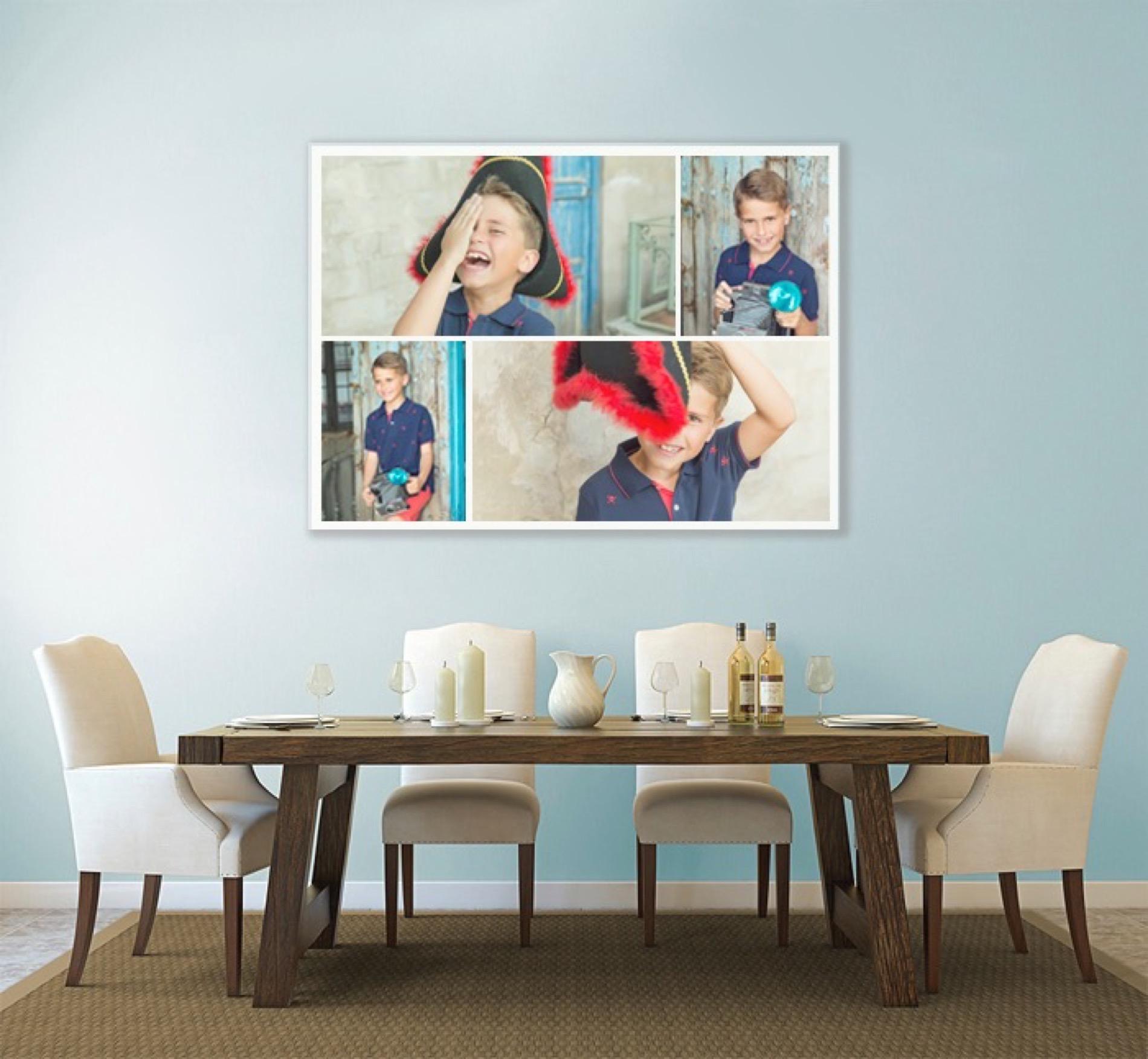 Decora tu casa con fotos de tus hijos fotos marlor - Decora tu casa juegos ...
